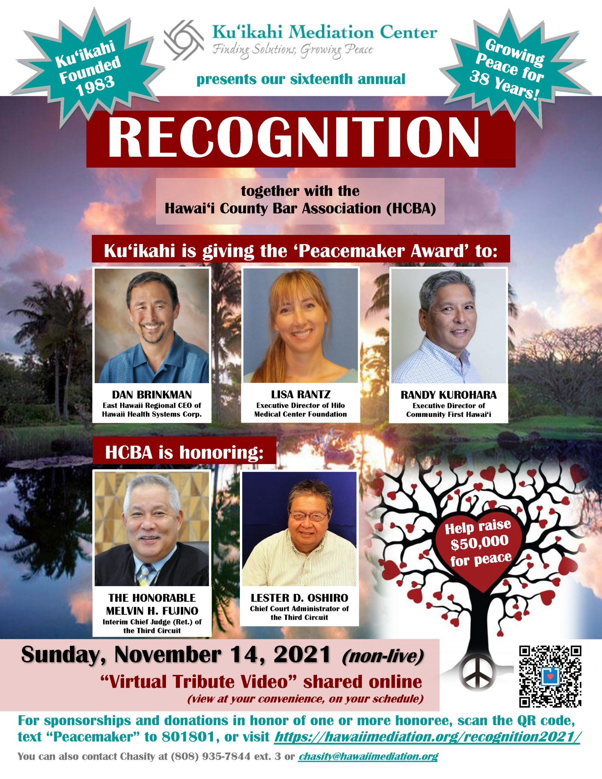 Flyer - Ku'ikahi Annual Recognition 2021 - Fixed